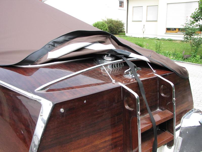 Persenning Boesch 580 Acapulco de Luxe Bootspersenning 08