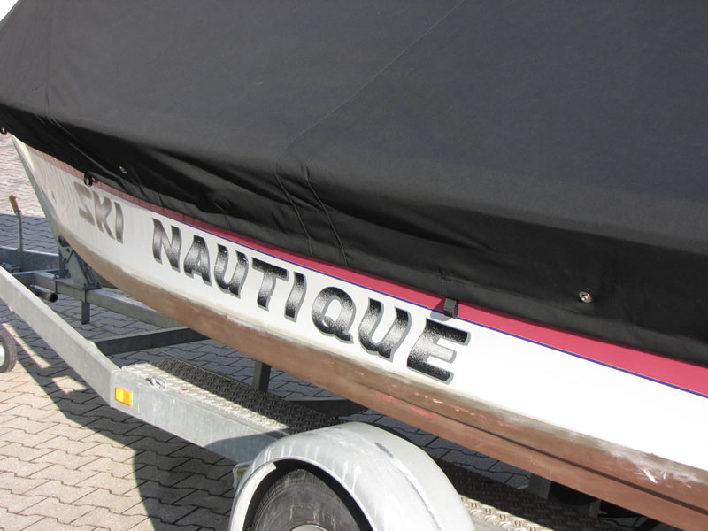 Persenning Correct Craft Ski Nautique Bootspersenning 12