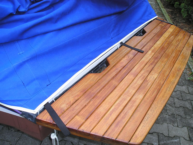 Persenning Correct Craft Ski Nautique Bootspersenning 15