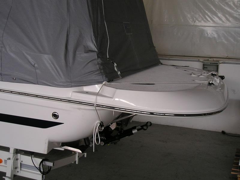 Persenning Doral 250 SE Monticello Bootspersenning 04