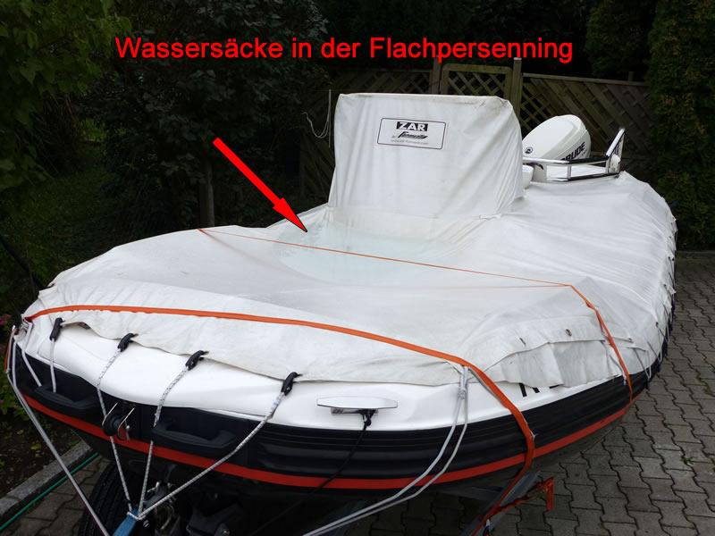 Ganzpersenning Formenti ZAR 53 Vollpersenning 16