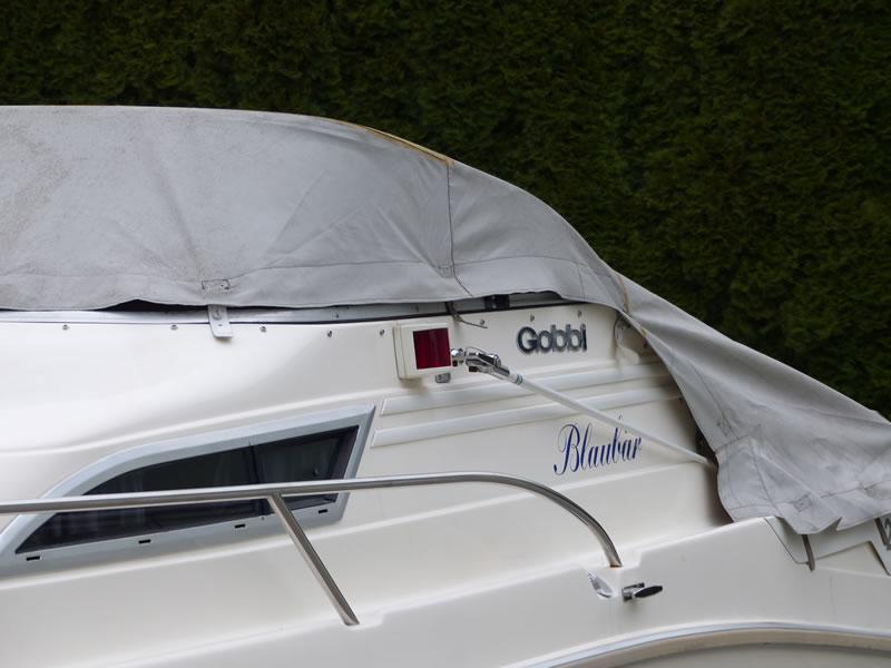 Alte Originalpersenning Gobbi 21 Cabin zum Vergleich 03
