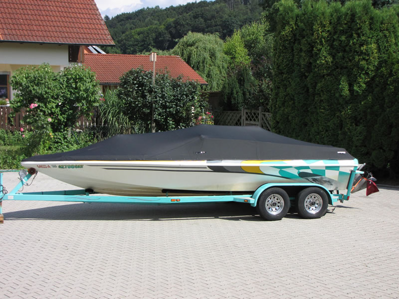 Persenning Magic Powerboats 22 Magician Bootspersenning 03