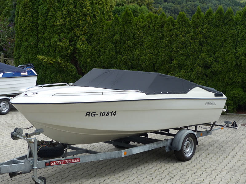 Persenning Regal 185 XL Bootspersenning 04