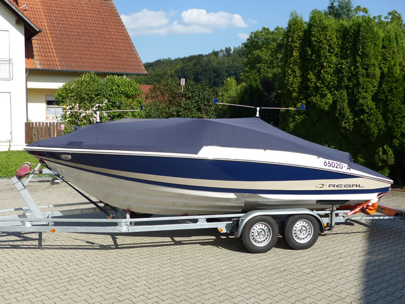 Persenning Regal 2100 Bootspersenning 10