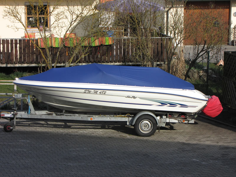 Persenning Sea Ray 175 Bootspersenning 01