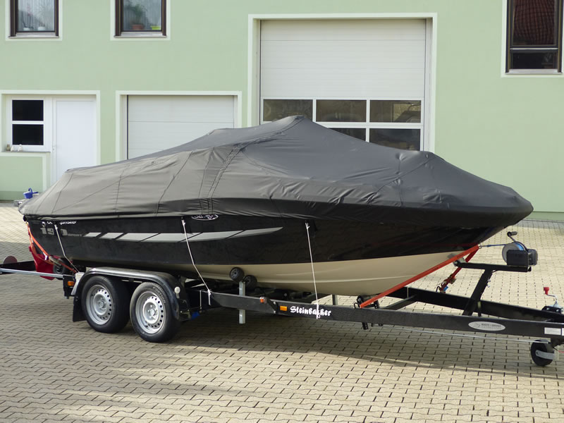 Persenning Sea Ray 190 Sport Ganzpersenning 05