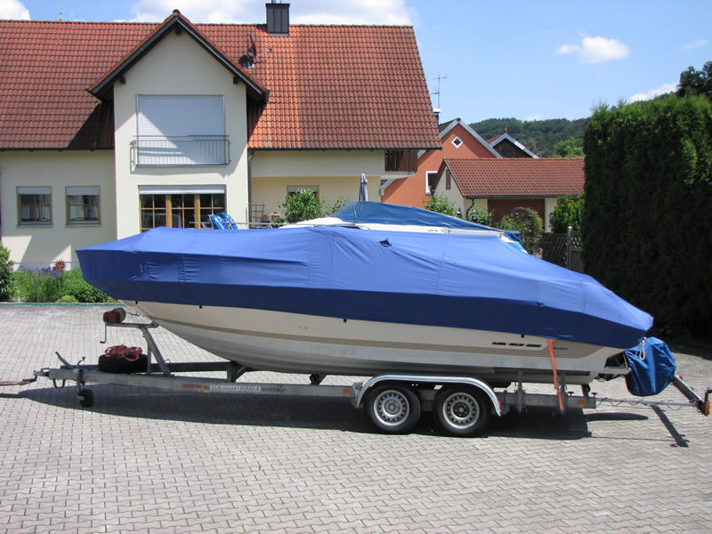 Persenning Sea Ray 220 OV Bootspersenning 02