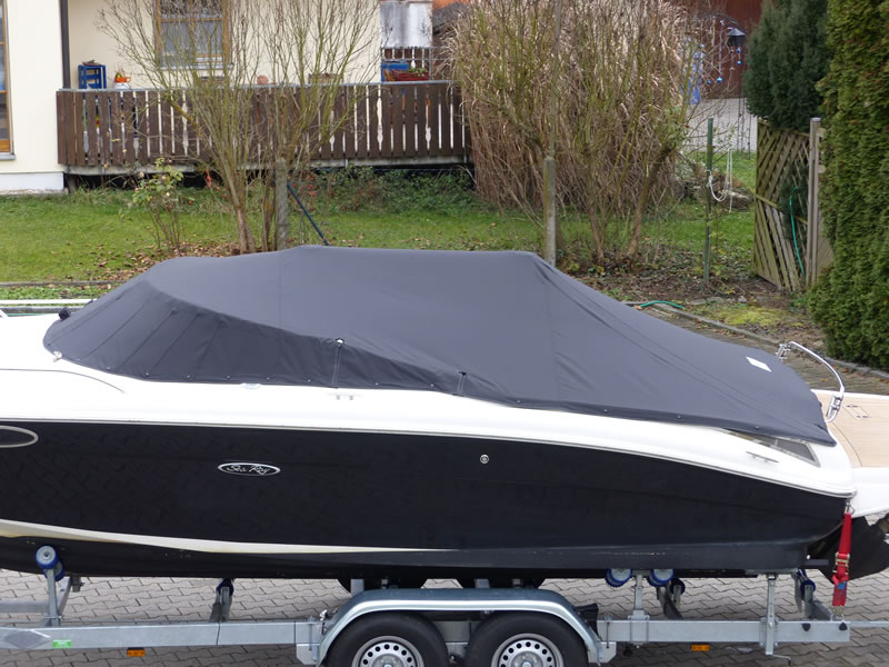 Persenning Sea Ray 240 SSE Bootspersenning 02