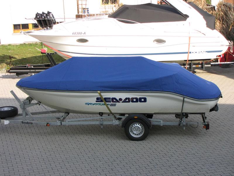 Persenning Seadoo Sportster 1800 CC Bootspersenning 01