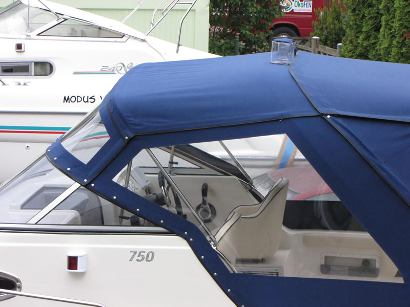 Verdeck Aqualine 750 Persenning  04