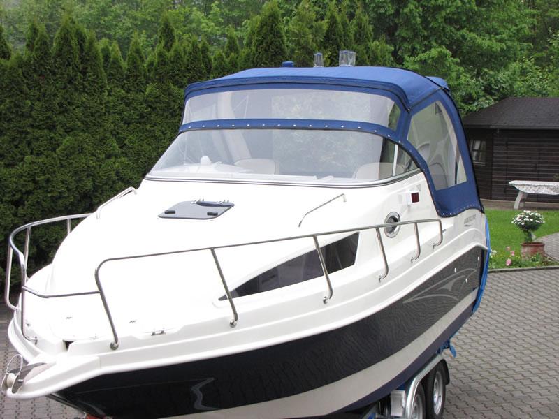 Verdeck Aqualine 750 Persenning  07