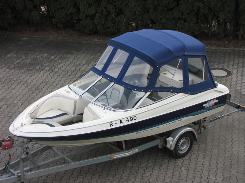 Verdeck Bayliner 1750 LS Persenning 08