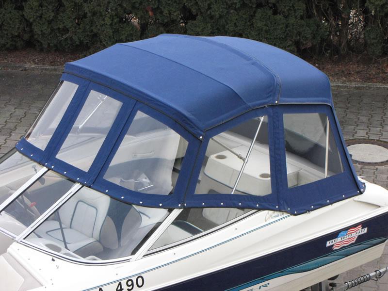 Verdeck Bayliner 1750 LS Persenning 09