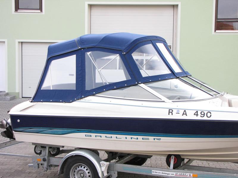 Verdeck Bayliner 1750 LS Persenning 15