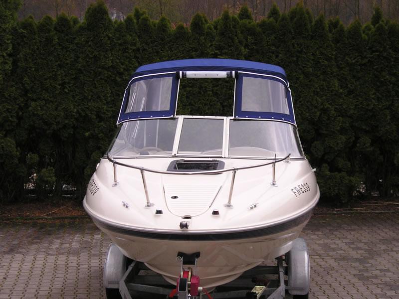 Verdeck Bayliner 192LX Persenning 04