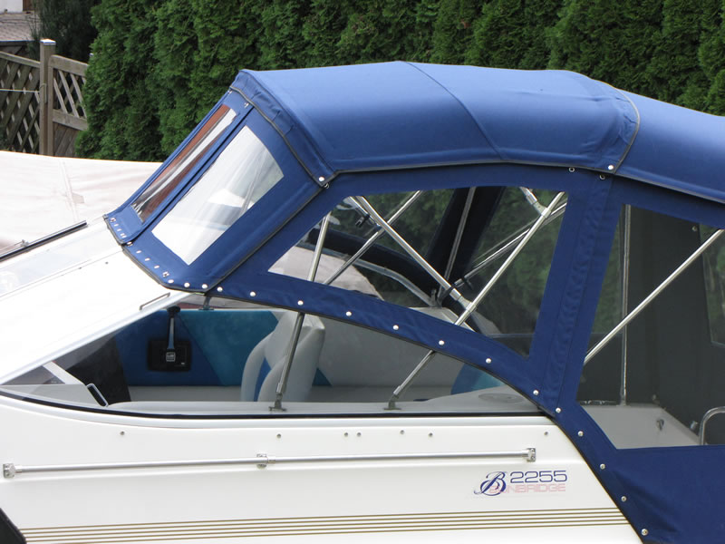 Verdeck Bayliner 2255 Persenning 07