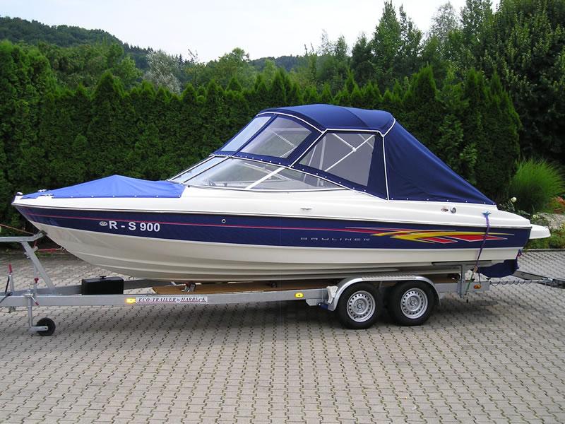 Verdeck Bayliner 225 Persenning 01