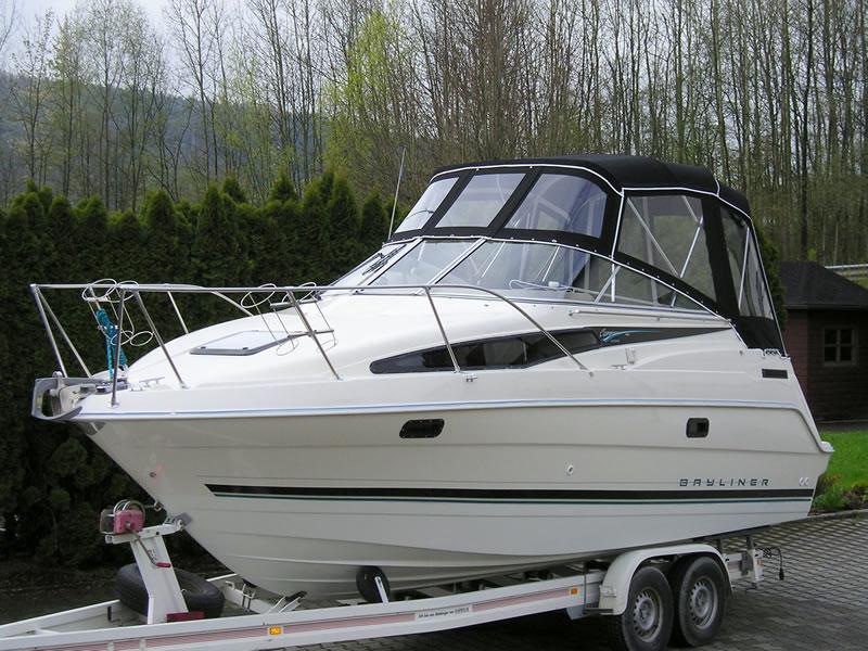 Verdeck Bayliner 2355 Persenning 02