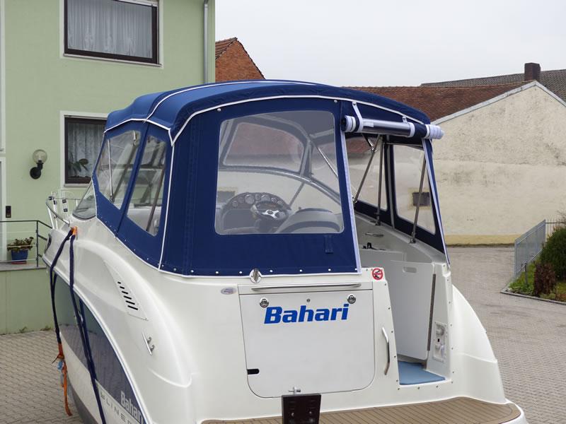 Verdeck Bayliner 265 Persenning 16
