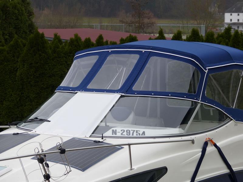 Verdeck Bayliner 265 Persenning 32