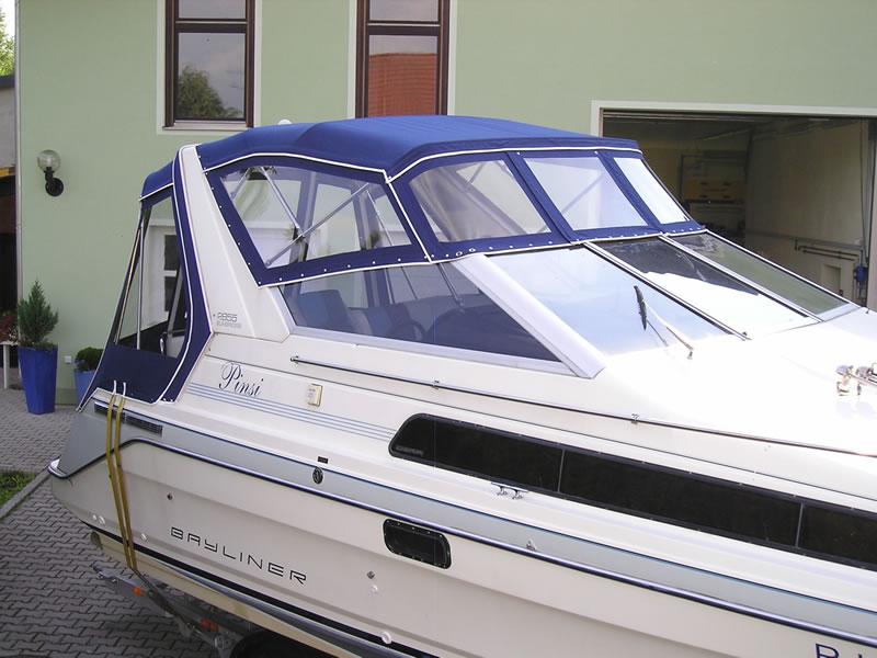 Verdeck Bayliner 2855 Persenning 10