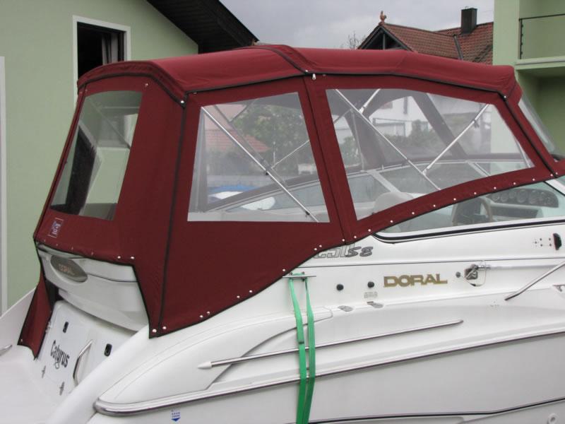 Verdeck Doral 250 SE Persenning 13