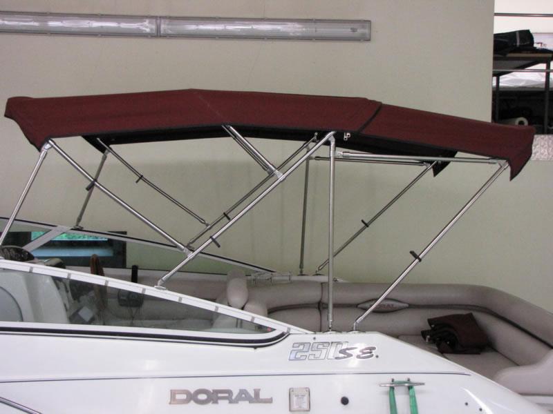 Verdeck Doral 250 SE Persenning 17