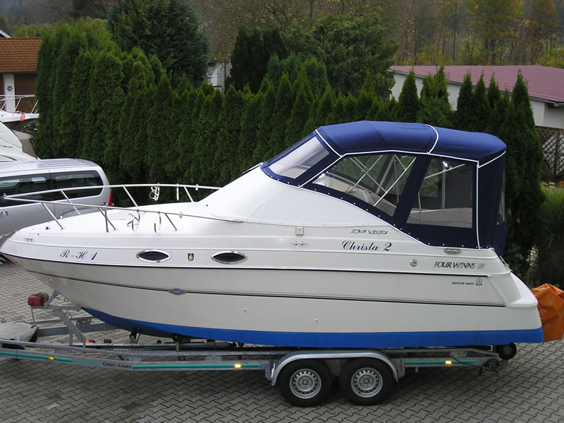 Verdeck Four Winns 238 Vista Persenning  03