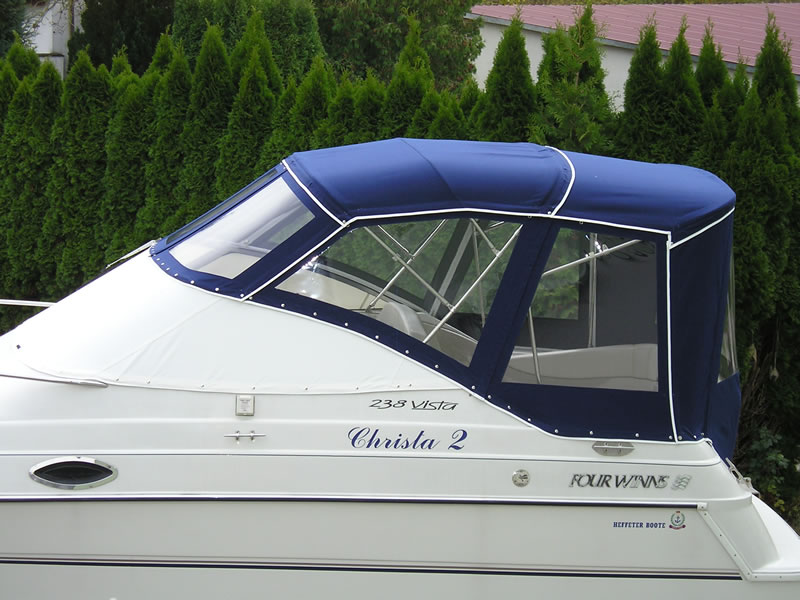 Verdeck Four Winns 238 Vista Persenning  04