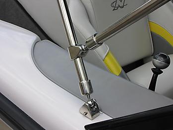Bimini Correct Craft Ski Nautique 196 Sonnenverdeck 06