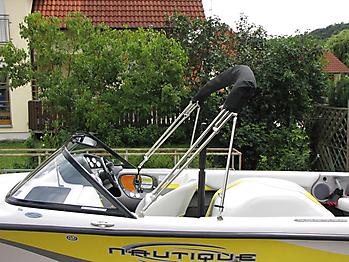 Bimini Correct Craft Ski Nautique 196 Sonnenverdeck 08