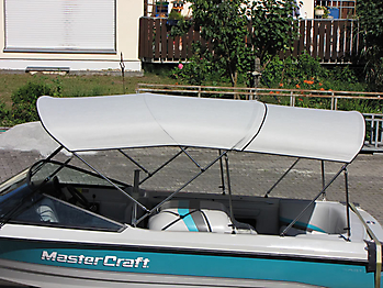 Bimini MasterCraft Prostar 190 Sonnenverdeck 02