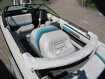 Bimini MasterCraft Prostar 190 Sonnenverdeck 16