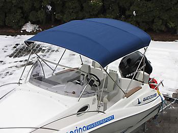 Bimini Quicksilver 555 WA Sonnenverdeck 05