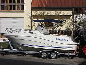 Bimini Quicksilver 635 Commander WA Sonnenverdeck  04