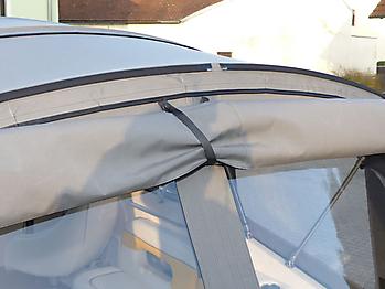 Bimini Rinker 232 Captiva Sonnenschutz 04