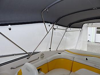 Bimini Rinker 232 Captiva Sonnenschutz 29