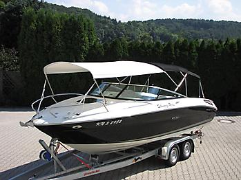 Bimini Sea Ray 210 Sun Sport Sonnenverdeck 01