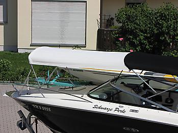 Bimini Sea Ray 210 Sun Sport Sonnenverdeck 03