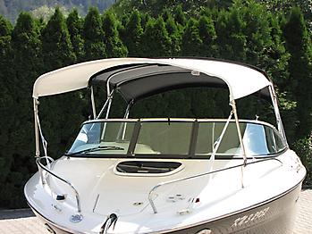 Bimini Sea Ray 210 Sun Sport Sonnenverdeck 06
