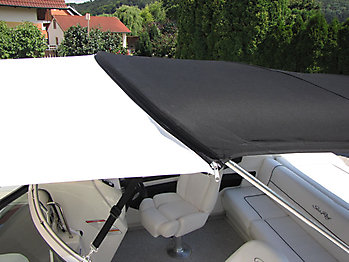 Bimini Sea Ray 210 Sun Sport Sonnenverdeck 07