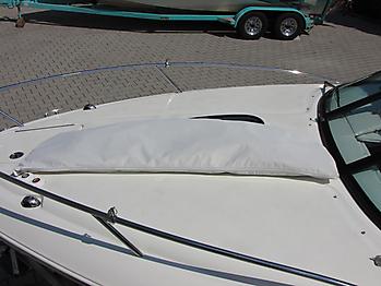 Bimini Sea Ray 210 Sun Sport Sonnenverdeck 09