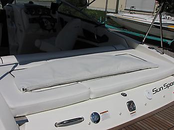 Bimini Sea Ray 210 Sun Sport Sonnenverdeck 10