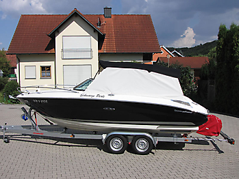 Bimini Sea Ray 210 Sun Sport Sonnenverdeck 11