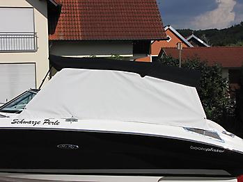 Bimini Sea Ray 210 Sun Sport Sonnenverdeck 12