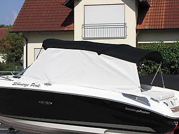 Bimini Sea Ray 210 Sun Sport Sonnenverdeck 13