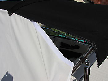 Bimini Sea Ray 210 Sun Sport Sonnenverdeck 14