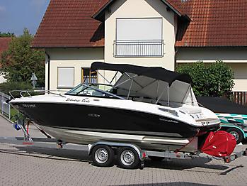 Bimini Sea Ray 210 Sun Sport Sonnenverdeck 16