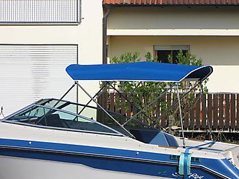 Bimini Sea Ray Seville 20 Sonnenverdeck 08